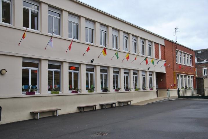 Cour Ecole