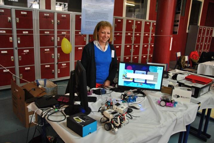Thème de découverte 6ème - Robotique Expériences scientifiques