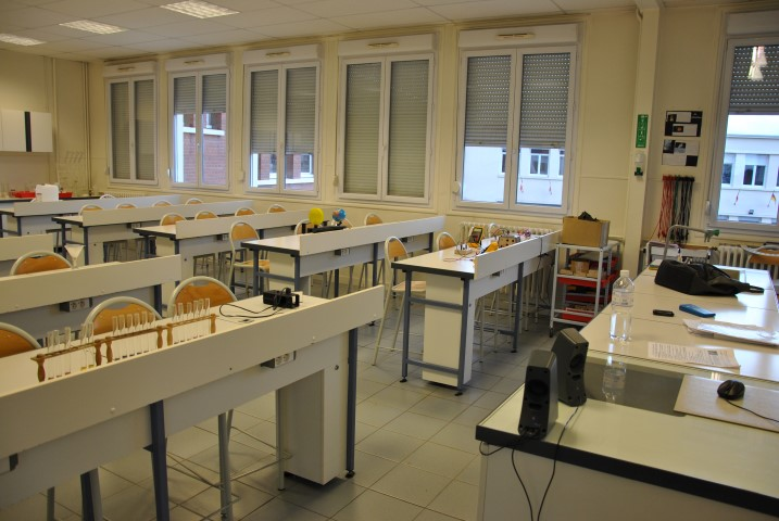 Labo de Sciences