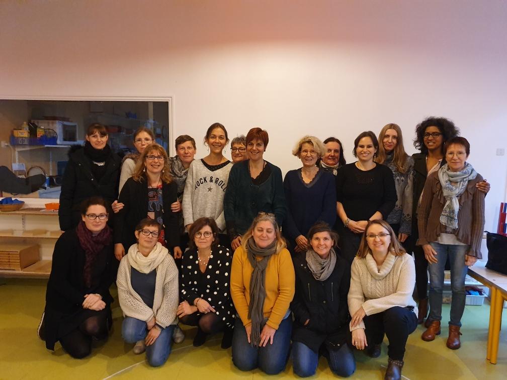Formation Montessori Asperger et EIP - 08/01/2020