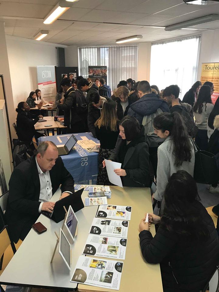 Forum des écoles du Sacré-Cœur 13/12/2019