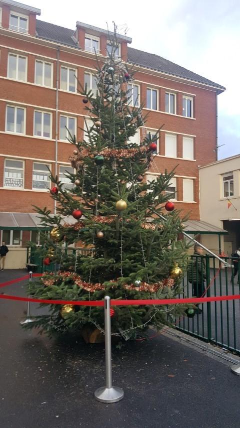 Inauguration du Sapin de Noël 2018
