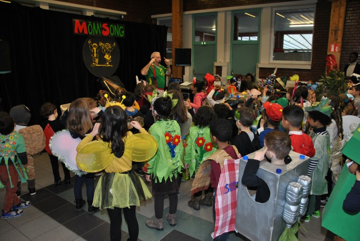 Carnaval Maternelle - 05/03/2019